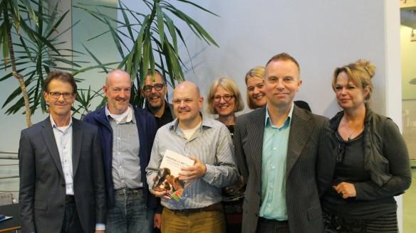 Aike van der Hoeff, Jan Cees Rutgers, Erik Bolhuis, Frank Thuss, Manon Bonefaas, Pauline Maas, Remco Pijpers, Justine Pardoen